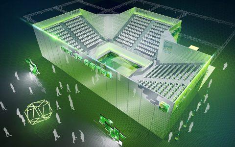 Дизайн пространств SGED
